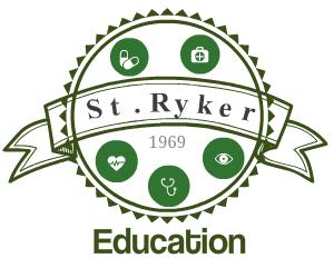 St Ryker Education